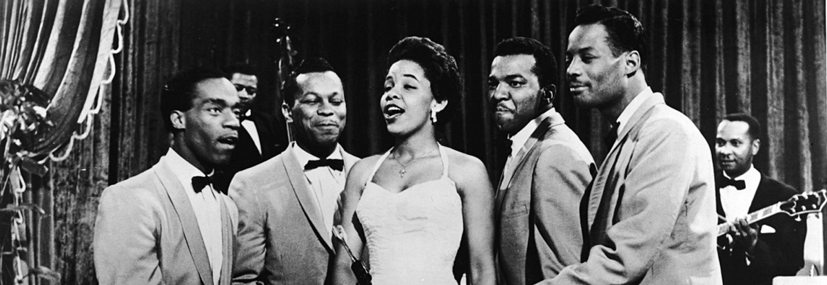 The Platters - Smoke Gets in Your Eyes (1959 - Part 2)